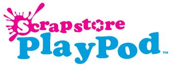 scrapstore playpod logo